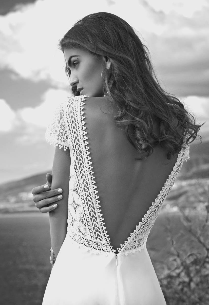 Robe de mariée - FABIENNE ALAGAMA